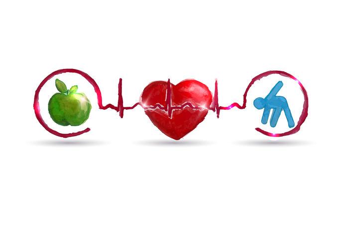maisto, kuris stiprina širdies sveikatą)